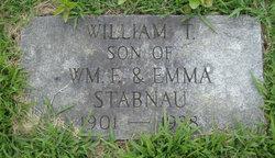 William T Stabnau