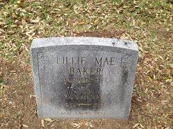 Lillie Mae Baker