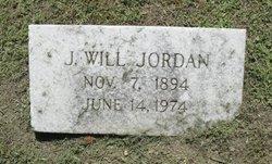 J. Will Jordan