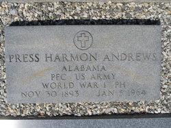 Pressley Harmon Andrews