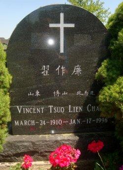 Vincent Tsuo Lien Chai