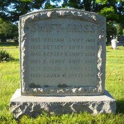 Laura W <i>Swift</i> Cross