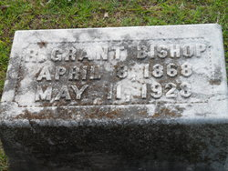 R Grant Bishop