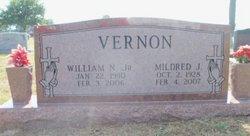 Mildred Janet <i>Davis</i> Vernon