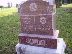 Edward Clements Ballew