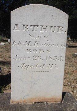 Arthur Katzenstein