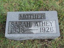 Sarah <i>Marion</i> Athey