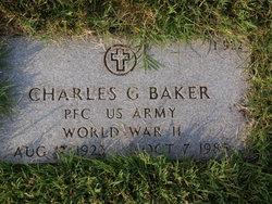 Charles G Baker