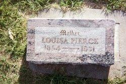 Harriet Louise <i>Allison</i> Pierce