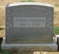 Clarence R. Kohlmann