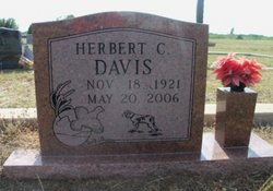 Herbert Carl Davis