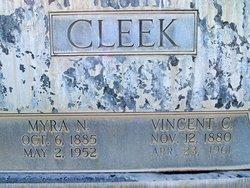 Mary Almyra Myra <i>Norris</i> Cleek