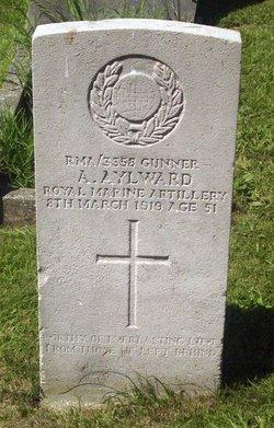 Gunner A. Aylward