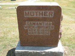 Samantha <i>Mock</i> Brower