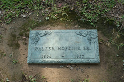 Walker Hopkins, Sr