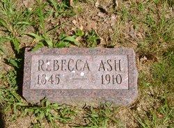 Nancy Rebecca <i>Davisson</i> Ash