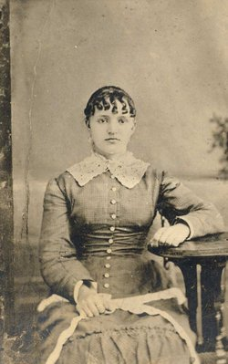 Mary Anna Mollie <i>Lawrence</i> High Arnold
