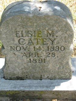 Elsie M. Catey