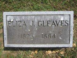 Eliza J. <i>Tannehill</i> Gleaves