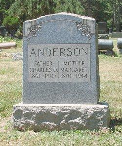 Margaret <i>Keating</i> Anderson