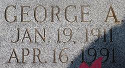 George A. Lee