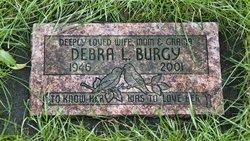 Debra Lee <i>Floren</i> Burgy