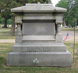 Anna Mary <i>Dewolfe</i> Brewer