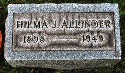 Hilma J. Allinder