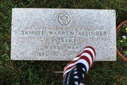 Samuel Warren Allinder