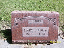 Mary Lucretia <i>Russell</i> Crow