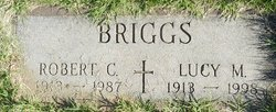 Lucille Lucy <i>McCarthy</i> Briggs