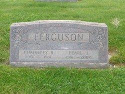 Pearl Jane <i>Clayton</i> Ferguson
