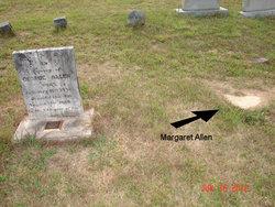 Margaret <i>Osborn</i> Allen
