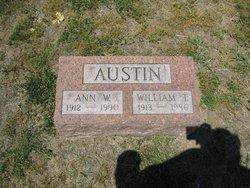 Anne Yale <i>Welch</i> Austin