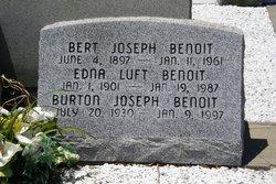 Burton Joseph Benoit