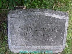 David Weston Averill