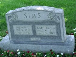 Kathleen <i>Cole</i> Sims