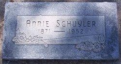 Annie <i>McKenzie</i> Schuyler