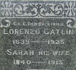 Sarah <i>Lyon</i> Catlin