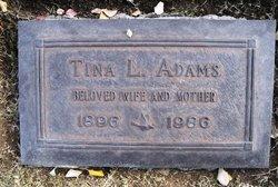 Tina Lucetta <i>Reed</i> Adams