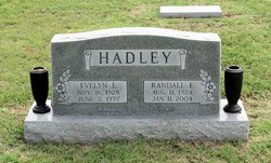 Evelyn E Hadley