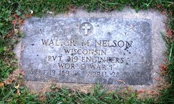Walter M Nelson