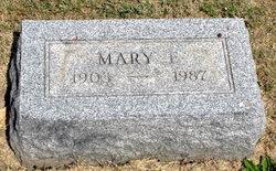 Mary Frances <i>Shead</i> Brummitt