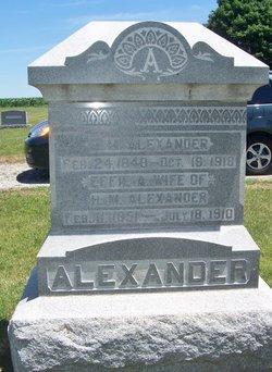Effie <i>Bailey</i> Alexander