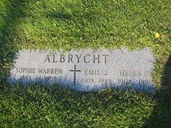 Sophie <i>Warren</i> Albrycht