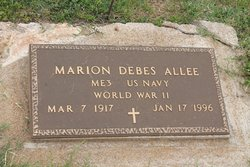 Marion Debes Allee