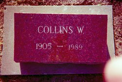 Collins Walter Thole