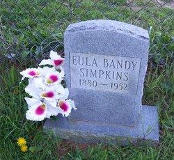 Eulalar Eula <i>Bandy</i> Simpkins