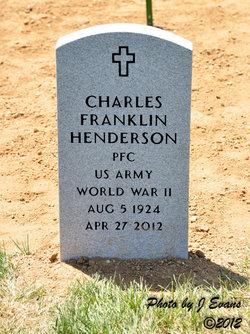 Charles Franklin Henderson