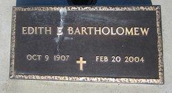 Edith E. <i>Nelson</i> Bartholomew